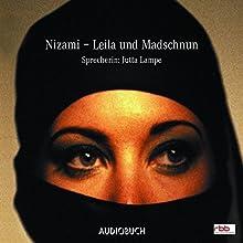 Leila und Madschnun Hörbuch von  Nizami Gesprochen von: Jutta Lampe