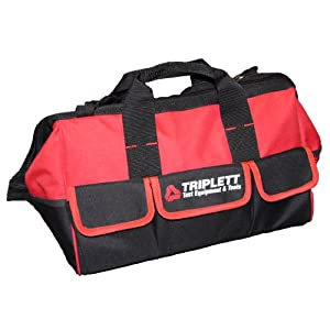 Triplett TT-300 CarryALL Wide Mouth Tool Bag