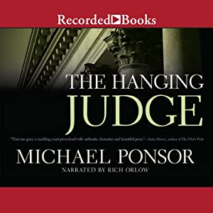 The Hanging Judge | [Michael Ponsor]