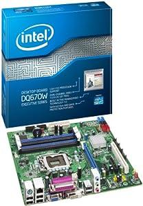 Intel BOXDQ67OWB3 - LGA 1155 Intel Q67 Chipset Micro ATX Intel Desktop Motherboard