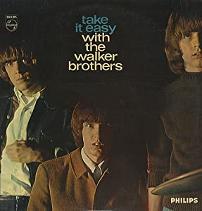 The Walker Brothers Take It Easy Uk Vinyl Lp Bl7691 By