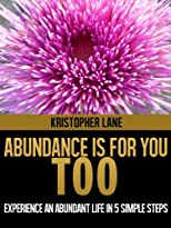 Abundance Is For You Too: Experience an Abundant Life in 5 Simple Steps (Applying the God Formula)