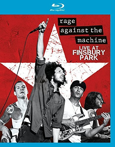 Rage Against The Mac - Live At Finsbury Park