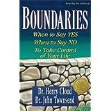 Boundaries ~ Dr. Henry Cloud