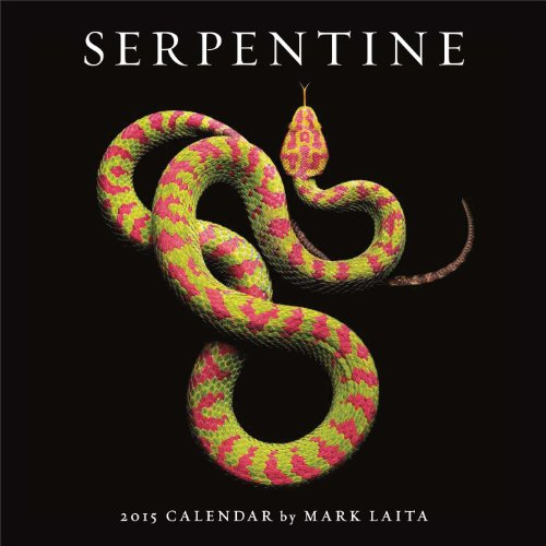 Serpentine 2015 Wall Calendar