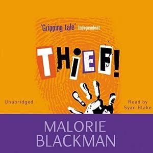 Thief! Audiobook