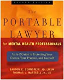 img - for The New Portable Lawyer for Mental Health Professionals and the Portable Ethicist for Mental Health Professionals Set book / textbook / text book