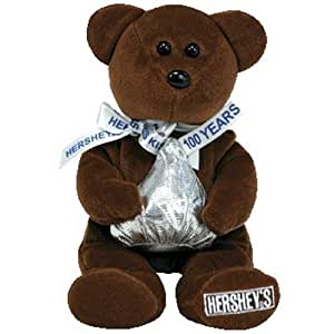 TY Beanie Baby - COCOA BEAN the Hershey Bear (Walgreen's Exclusive)