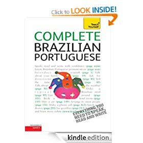 Complete Brazilian Portuguese: Teach Yourself (Complete Languages)