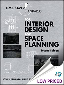 saver standards for interior design and space planning book online