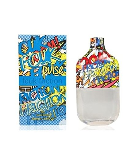 FCUK Friction Pulse For Him Eau De Toilette 100ml Spray