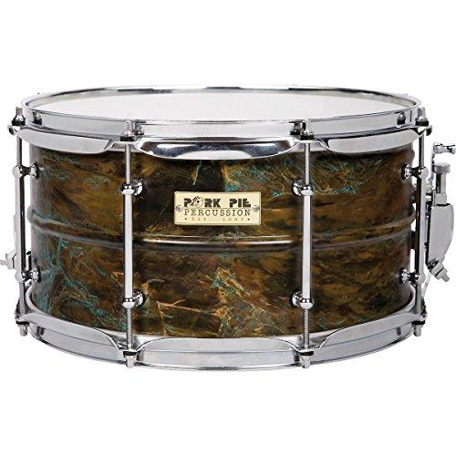 Pork Pie Snare Drum 7x13