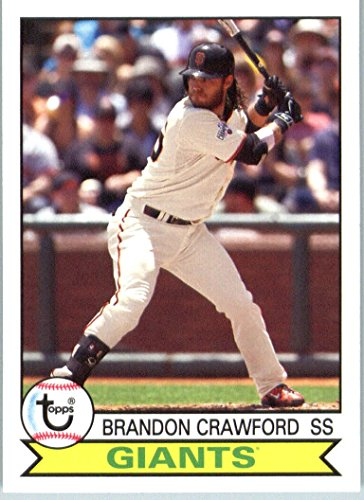 Brandon Crawford Baseball Card