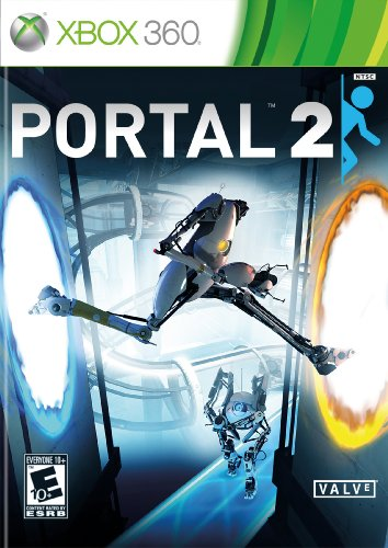 Portal 2 on Xbox 360