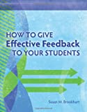 img - for How to Give Effective Feedback to Your Students book / textbook / text book