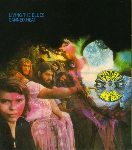 Canned Heat -  Livin' The Blues (Canned Heat Music compare prices)