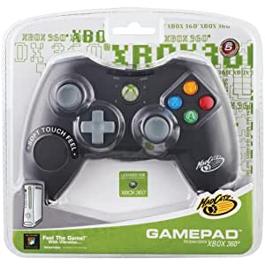 Amazon.com: Mad Catz Xbox 360 Controller (Black