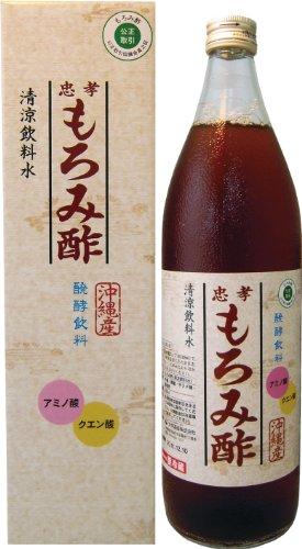 忠孝酒造株式会社 忠孝もろみ酢 900ml