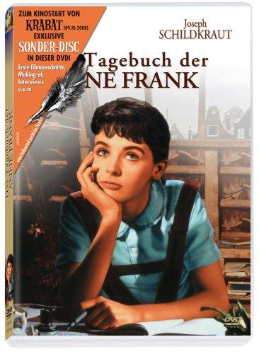 Das Tagebuch der Anne Frank (+ Krabat Sonder-Disc)
