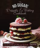img - for The No-Sugar Desserts and Baking Book book / textbook / text book