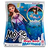 Moxie Girlz Magic Swim Mermaid Doll Kellan