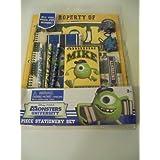Monsters University 11 Piece Stationary School Supplies Set
