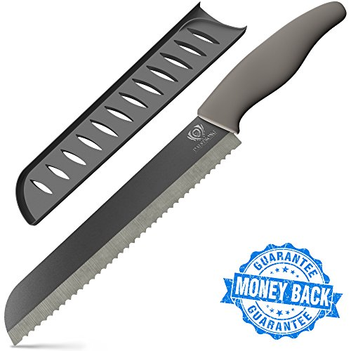 Dalstrong Ceramic Knife >> DALSTRONG Bread Knife – Barracuda Blade – Serrated Ceramic – 8″   eHouseholds.com