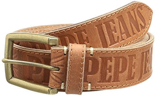 Pepe Jeans - Cintura, Uomo, marrone (Braun (COGNAC 879)), 105 cm
