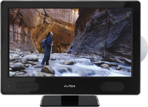 Avtex LED Widescreen TV / DVD - Black, 18.5 Inch
