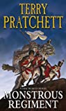 """Monstrous Regiment - A Discworld Novel"" av Terry Pratchett"