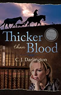 (FREE on 8/22) Thicker Than Blood by C. J. Darlington - http://eBooksHabit.com