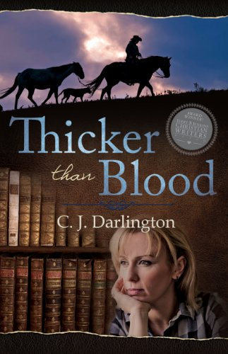 Thicker Than Blood by C. J. Darlington ebook deal