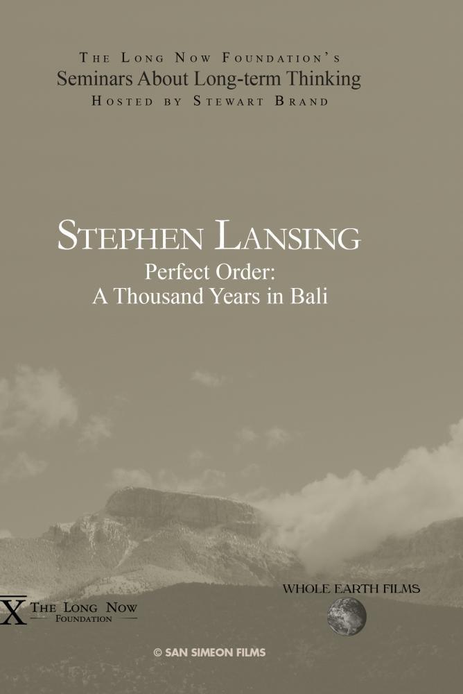 J Stephen Lansing