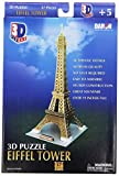Daron Eiffel Tower Small 3D Puzzle, 37-Piece
