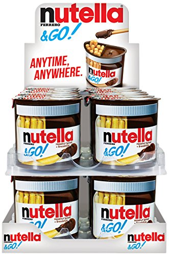 Nutella and Go, 24 Count