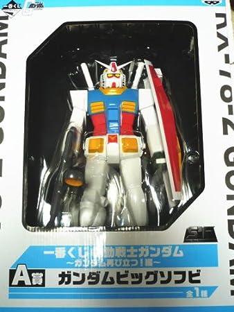 I stand again Kuji Mobile Suit Gundam ~ Gundam best! Hen ~ A Award Gundam Big Soft (japan import)