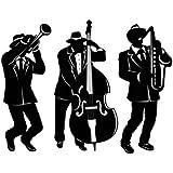 Jazz Trio Cutouts