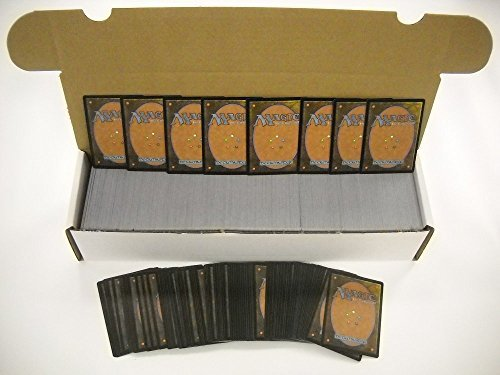 1000+ Magic the Gathering Card Collection!!! Includes Foils, Rares, Uncommons & possible mythics! MTG Bulk Lot! (1000 Bulk Magic The Gathering compare prices)