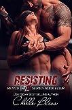 Resisting (Novella) (Men of Inked Book 4)