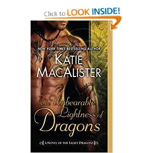 The Unbearable Lightness of Dragons (Light Dragons 2) - Katie MacAlister