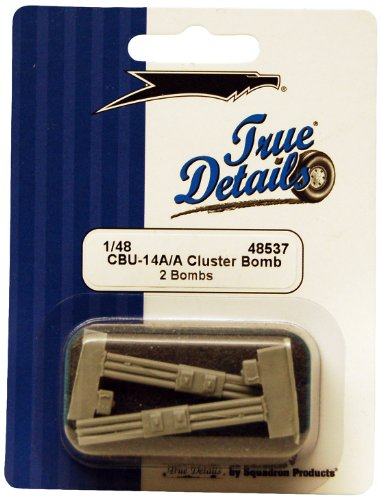 True Details CBU-14A/A Cluster Bomb Unit