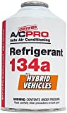 Interdynamics Certified A/C Pro Refrigerant 134a for Hybrid Vehicles (10 ounces)