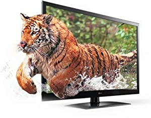 LG Infinia 47LW5600 47-Inch Cinema 3D 1080p 120 Hz LED-LCD HDTV with Smart TV and Four Pairs of 3D Glasses (2011 Model)