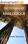 DICTIONNAIRE ANALOGIQUE: LE MOT DANS...
