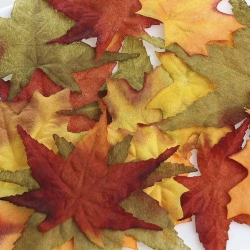 assorted-size-mixed-fall-colors-polyester-autumn-leaves-great-autumn-table-scatters