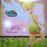 Disney Tinkerbell 2013 Wall Calendar (10 X 10 Inches)