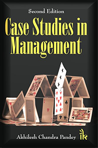 case-studies-in-management-second-edition