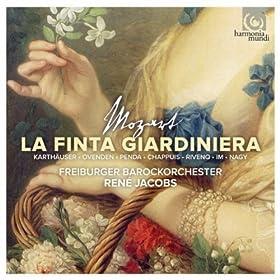 La finta giardiniera: Act II, Scena sedicesima No.23 Finale II (Setteto) Contino, Nardo, Sandrina, Arminda: Fra quest'ombre