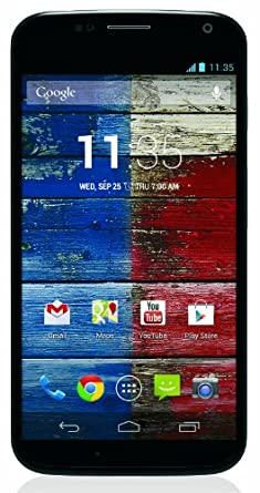 Motorola Moto X, Black 16GB (Sprint)