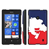 Mobiflare Nokia [Lumia 520] Windows Phone Firefighter Slim Guard Protect Artistry Design Case